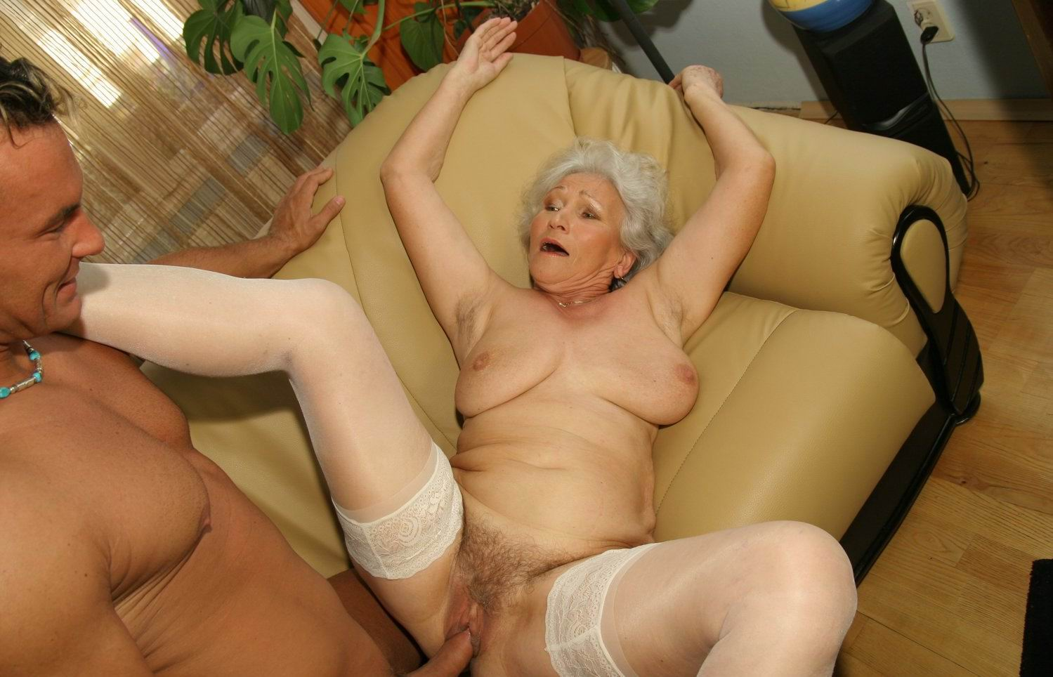 Horny Grannies:This site dedicated to older and mature women addicted to se