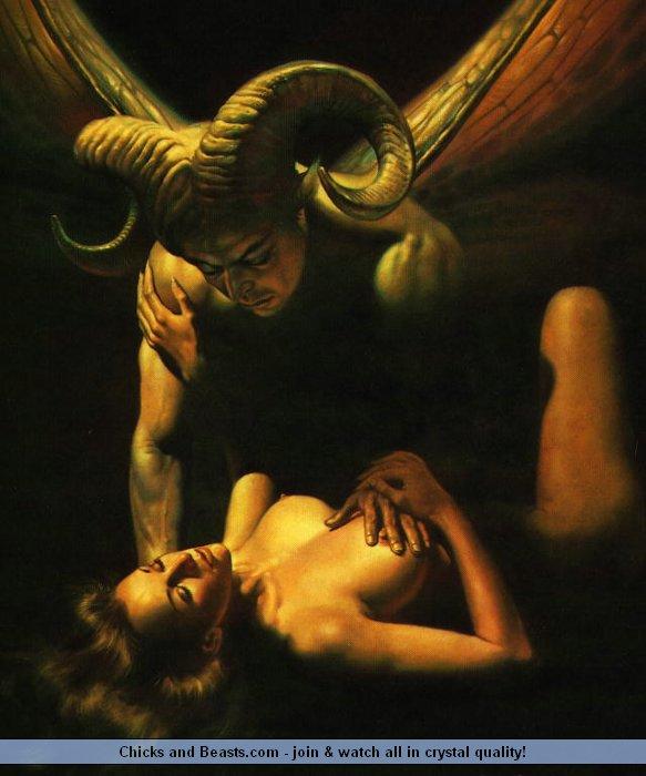 Incubus demon