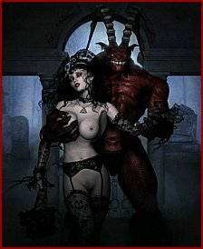satan monster porn 3d