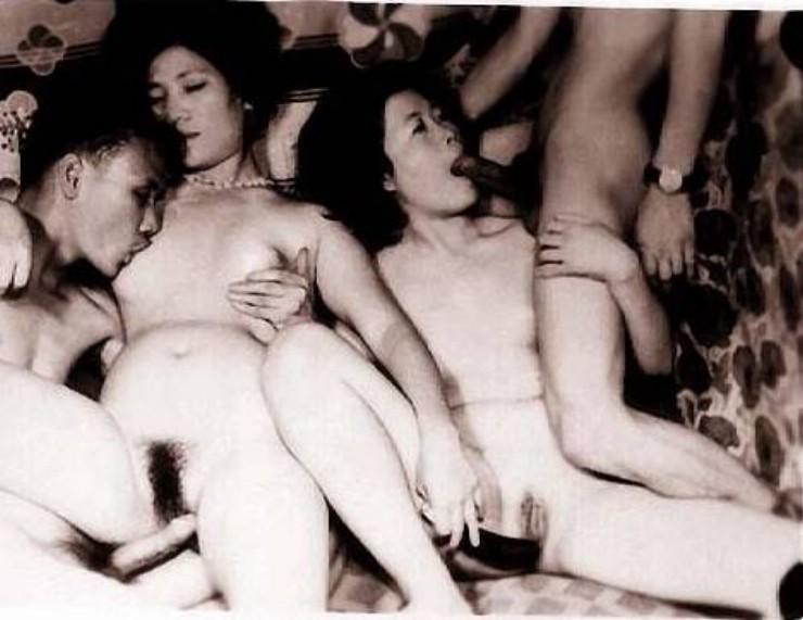 Секс в деревне 7. Русское порно.