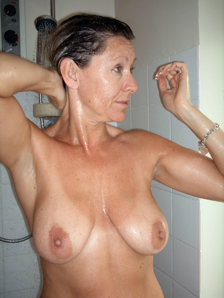 Hot milf naked public fun bts