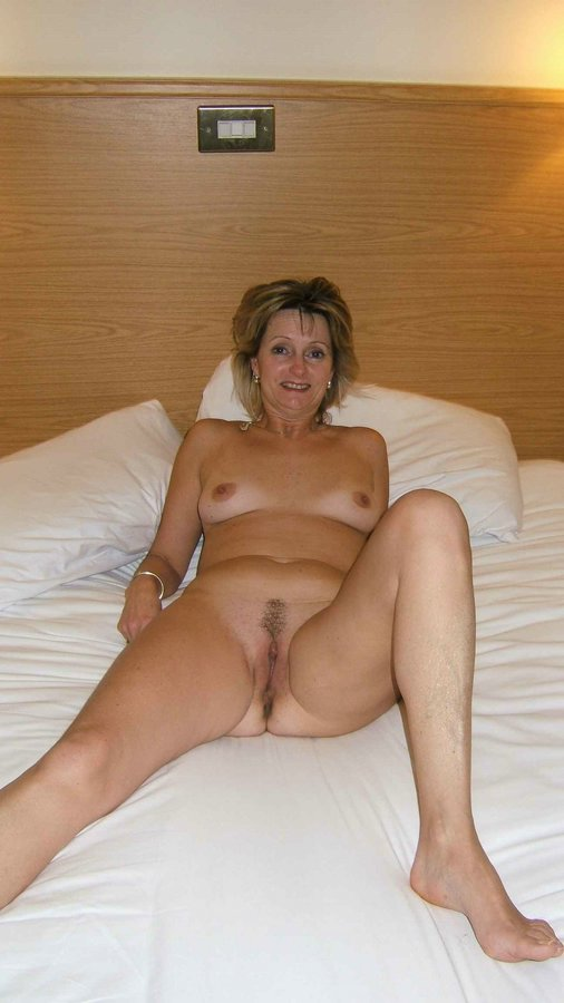 Top notch amateur mature