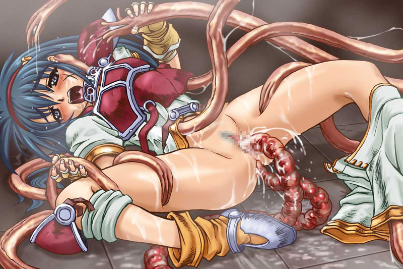 nice anime tentacle rape