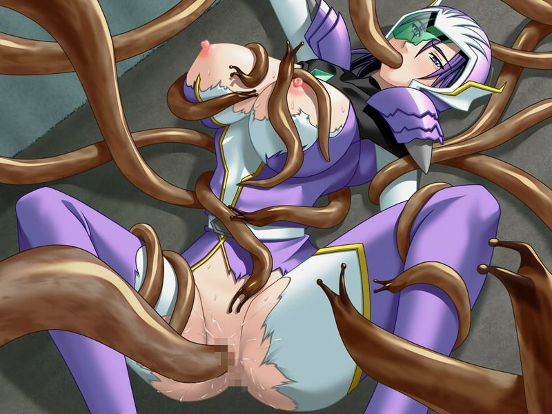 hot anime tentacle sex