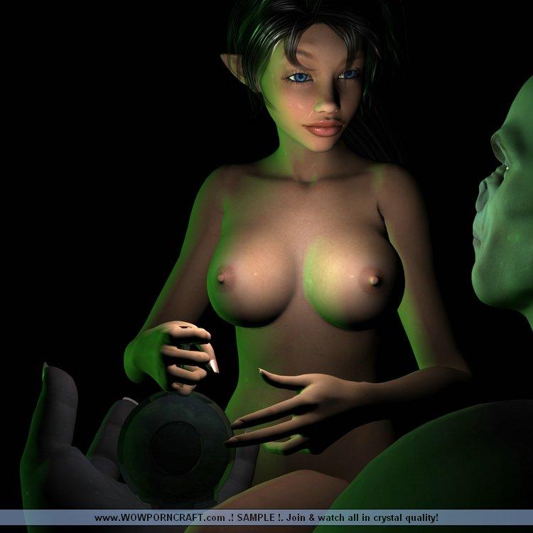 Fantasy porn story