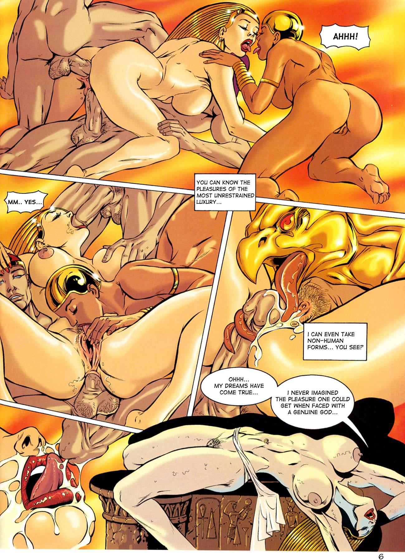 Секс комексы про героев 22 фотография