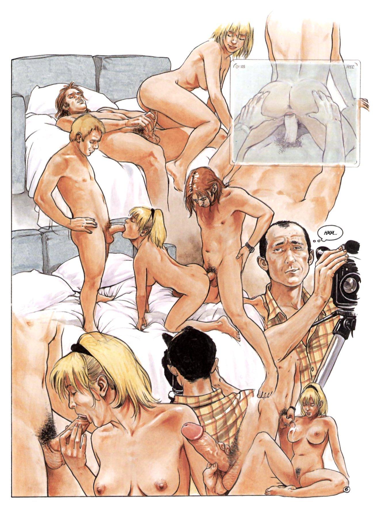 Ретро порно компиляции 14 фотография
