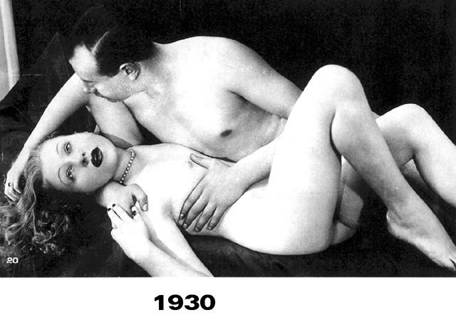 История эротической фотографии (6). Эротическая фотография в истории Секс и
