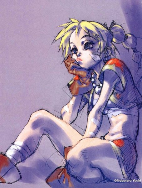 Final Fantasy Forever :: Галерея :: Chrono Cross :: Artwork 02.