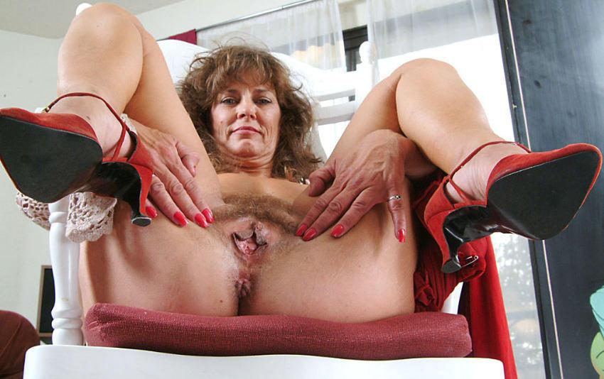 порно фото зрелые в секс белье