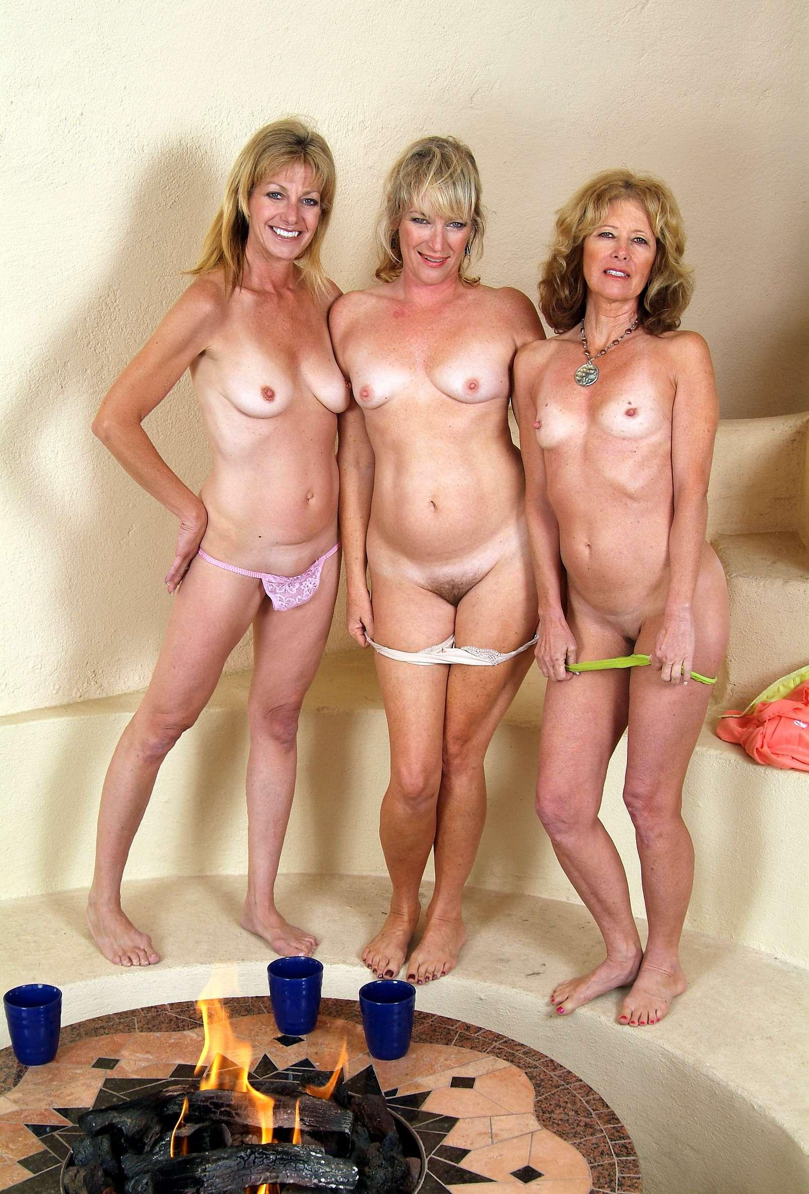 Three on one adult hot naked pics