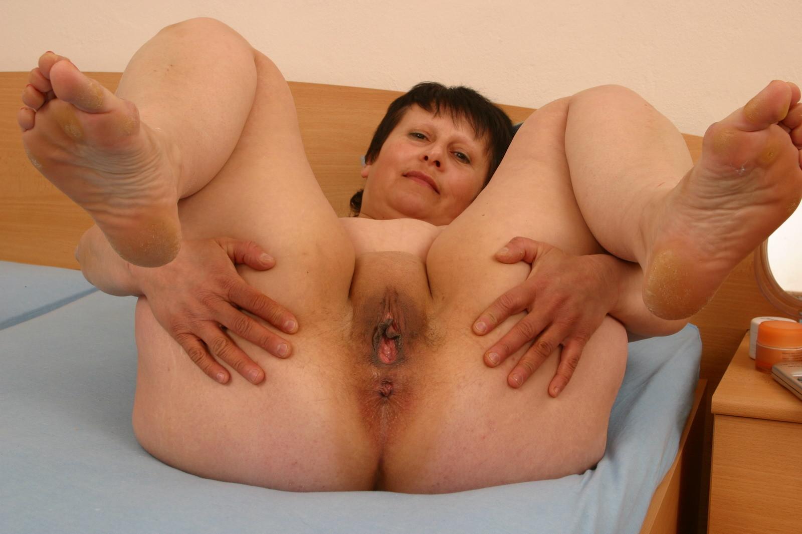 видео секс толстых старых бабусь