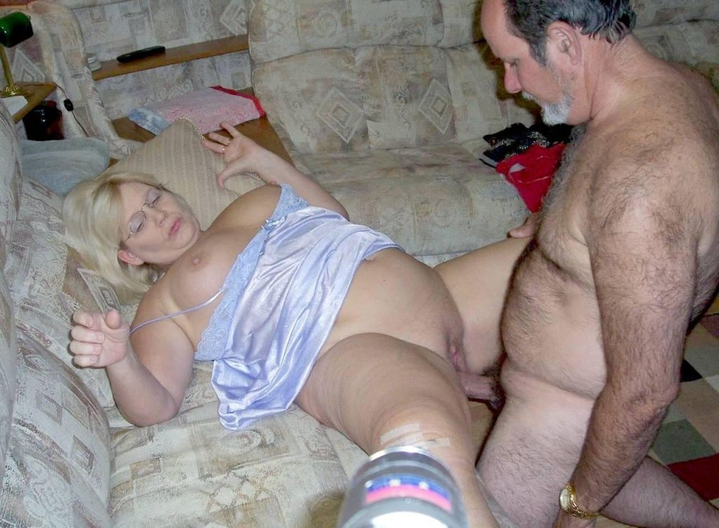 60 year old wife fucking young man and husband 5 Part 10 6