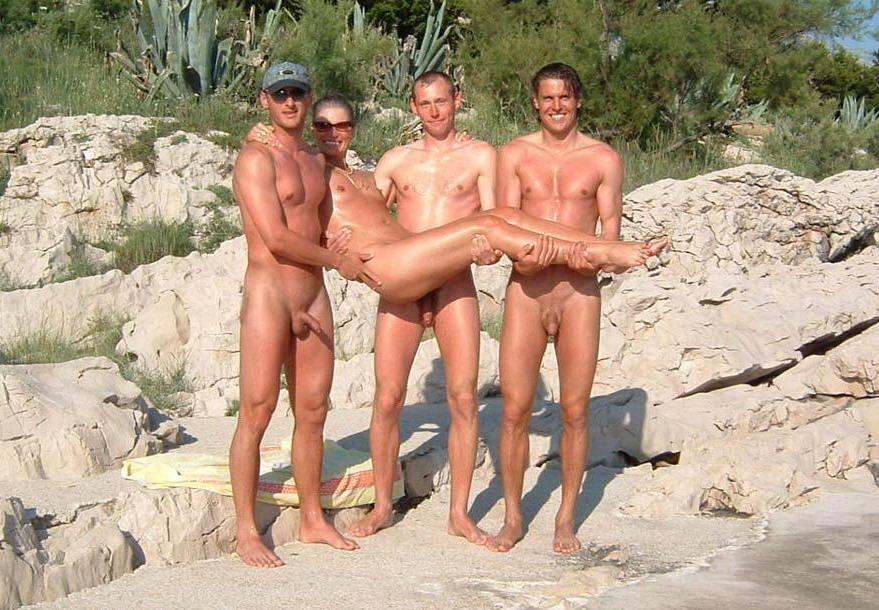 grand mere plage nudiste