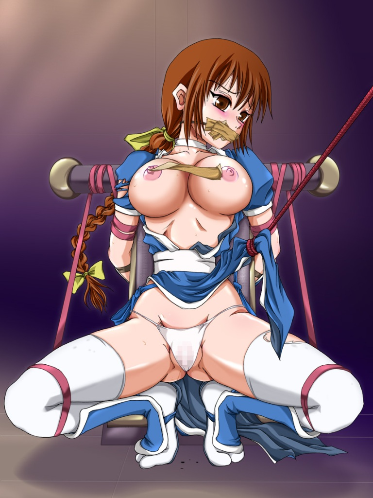 anime girl tied up and fucked