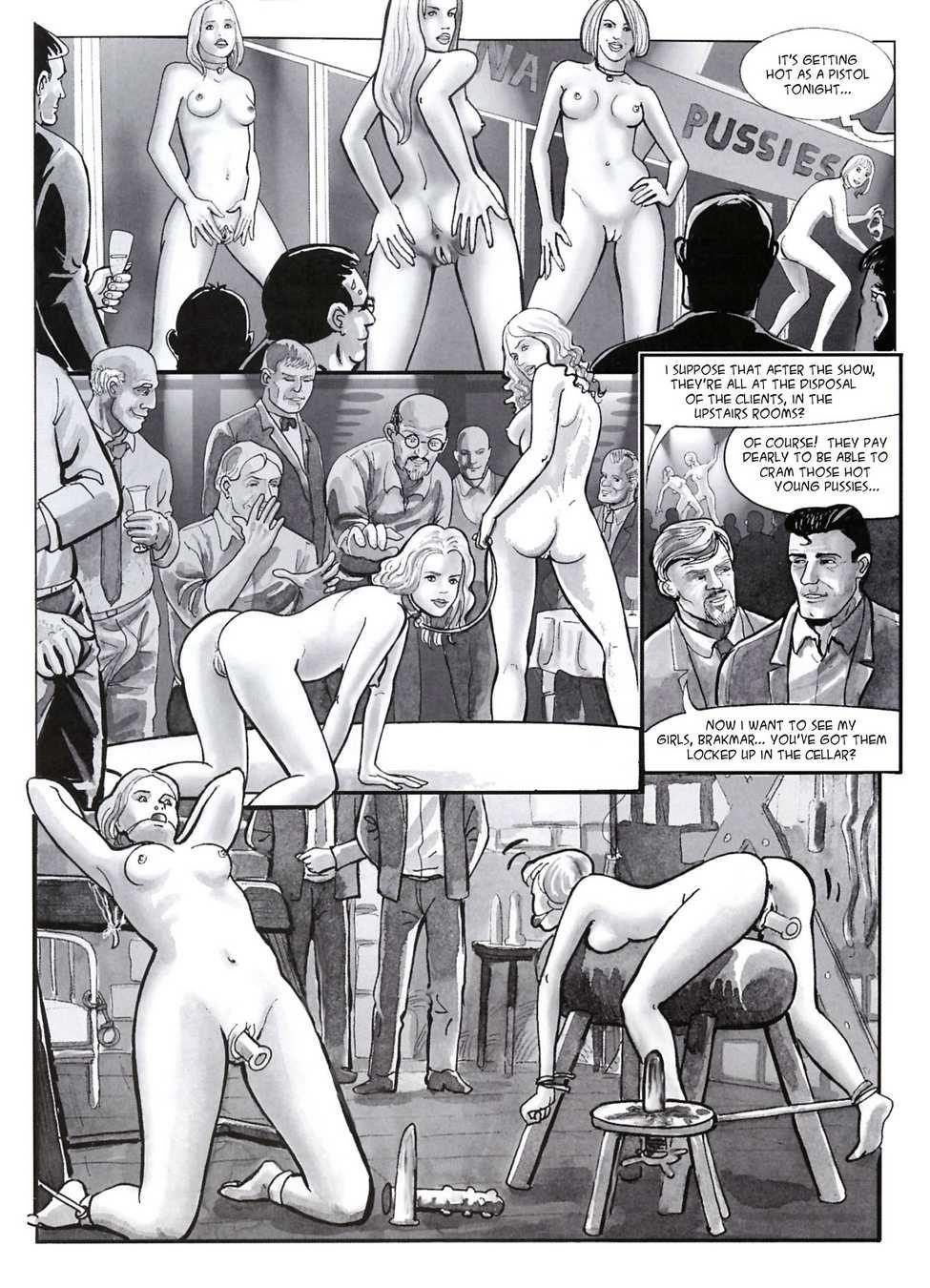 Садизм в эротике 5 фотография