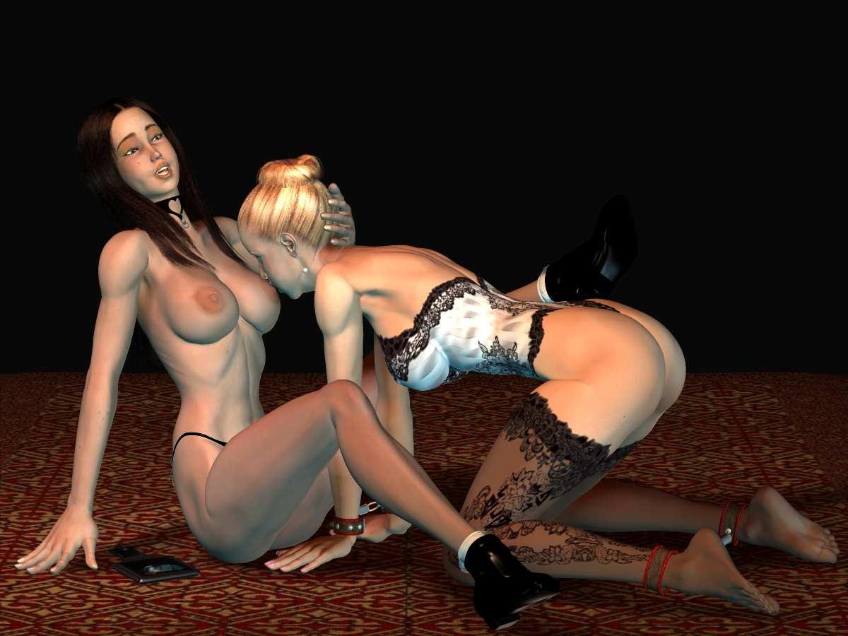 Lesbian 3d pictures hentia picture