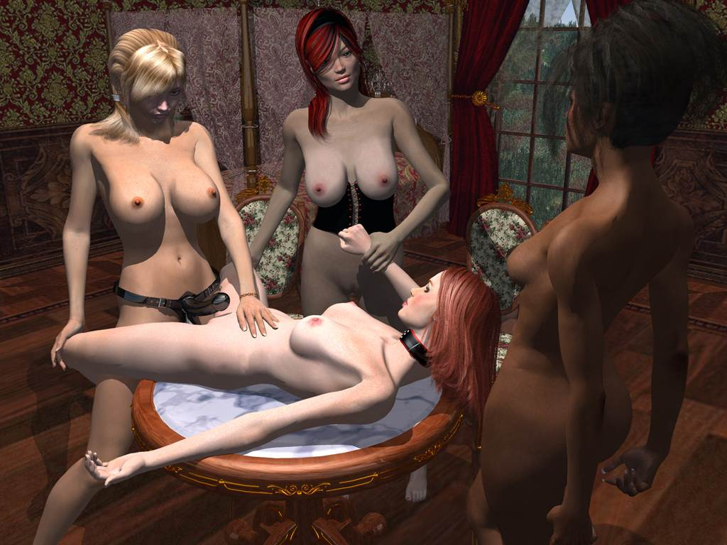 angel of fantasy pool sex party