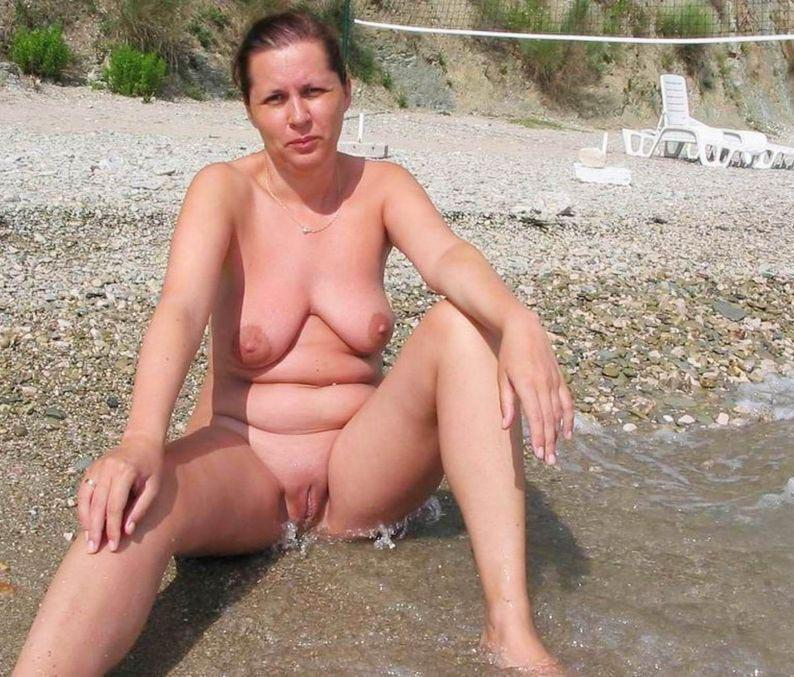 Mature fail nude