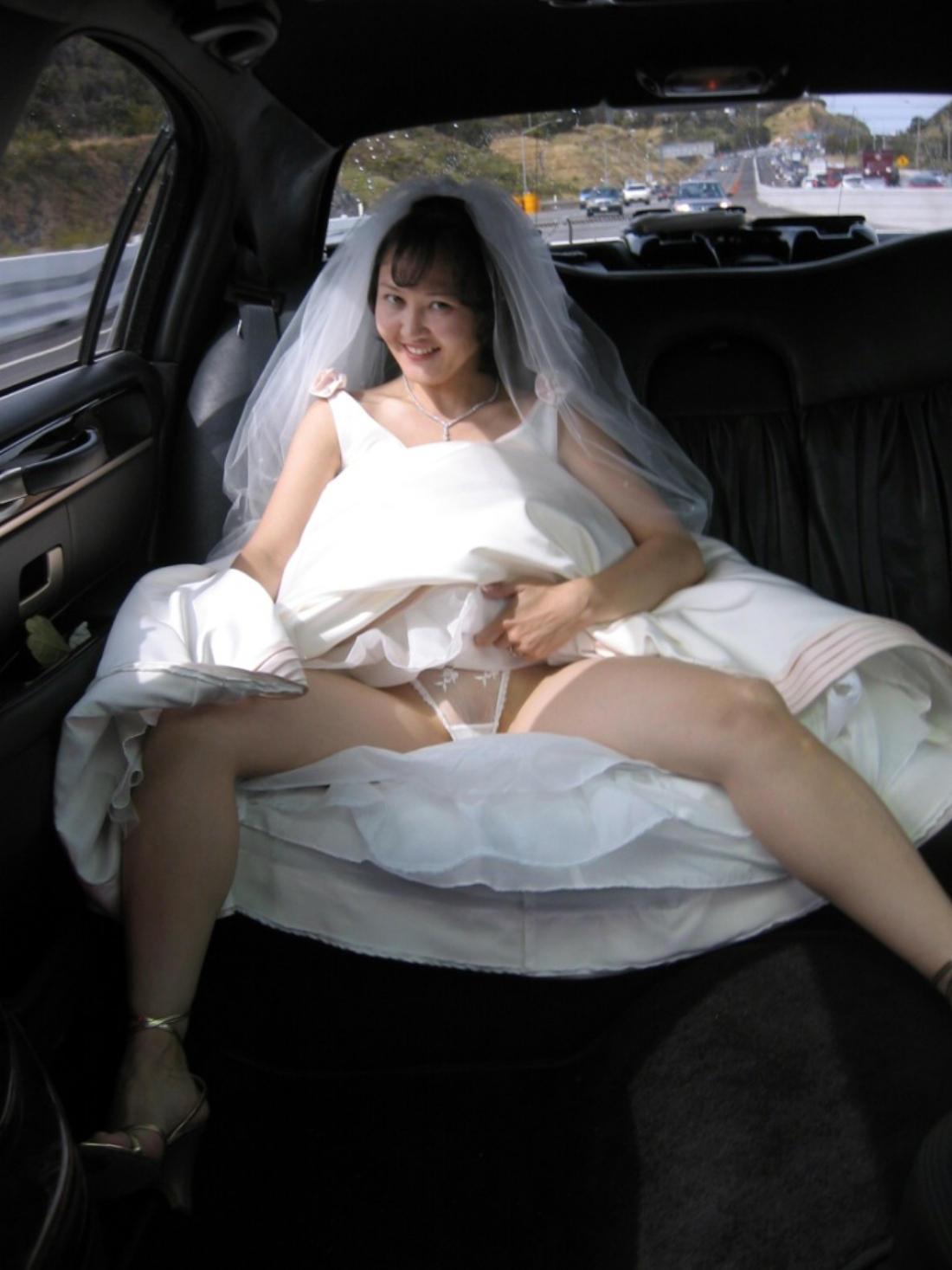 Трусики невест порно 1 фотография