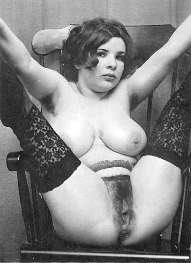 ретро фото волосатых женщин дам