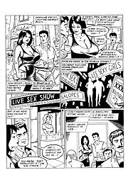 Draw sex comics