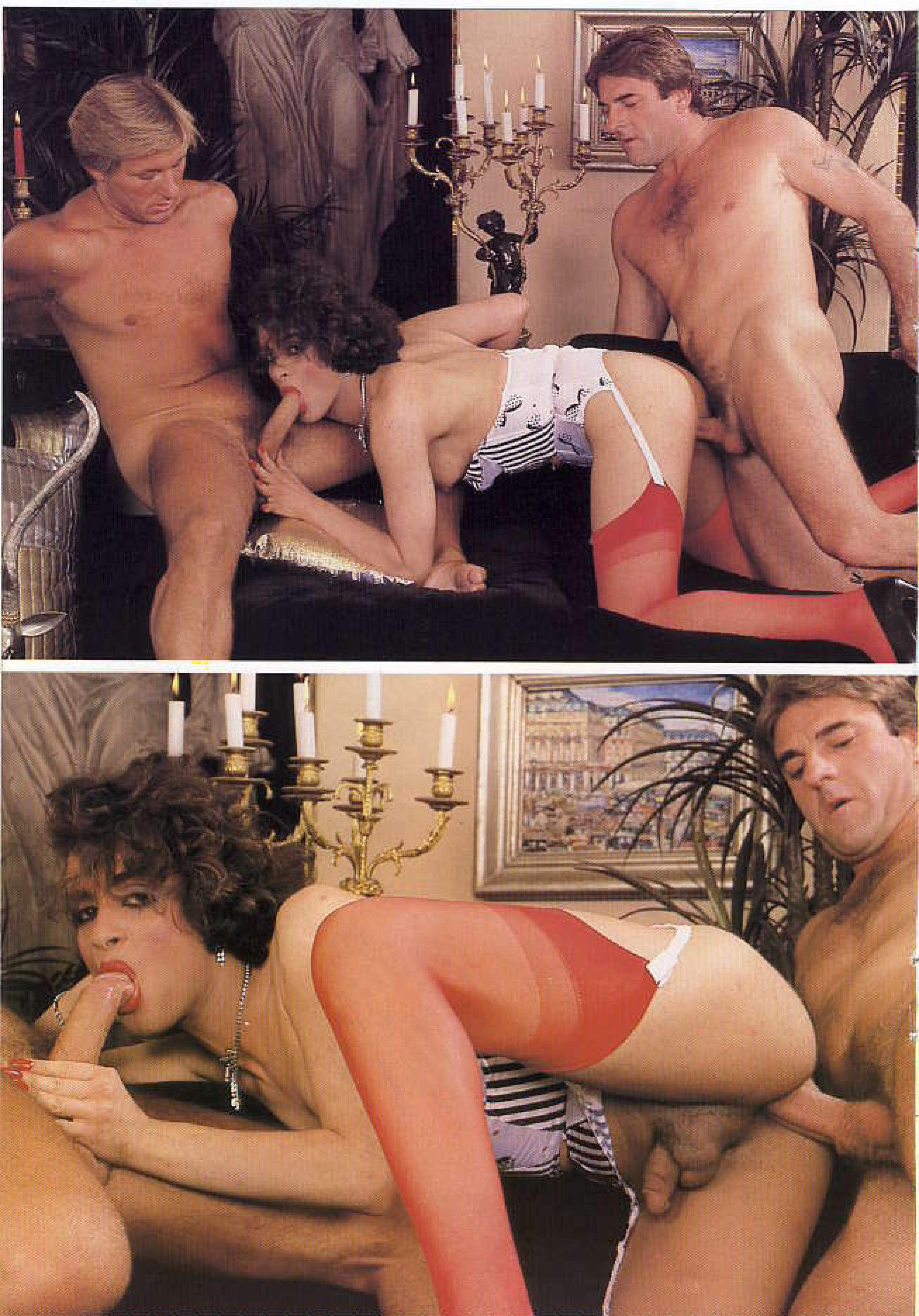 полнометражное порно гламурное ретро
