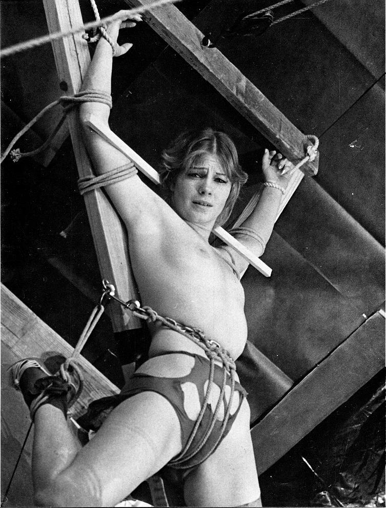 Retro bondage pictures