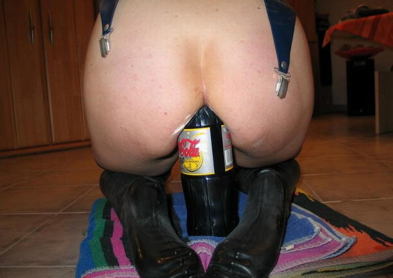 В жопе бутылка фото 87010 фотография