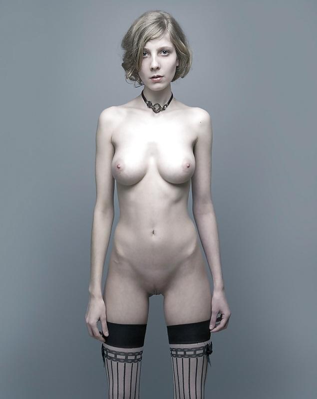 Порно фото голые худые