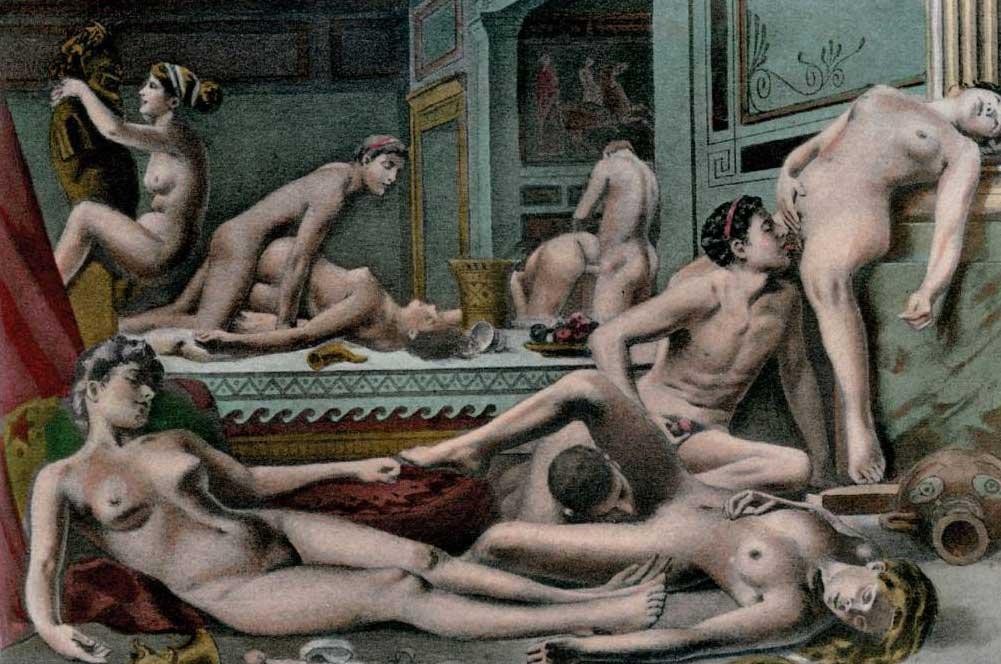 порно рассказы про древний рим фото