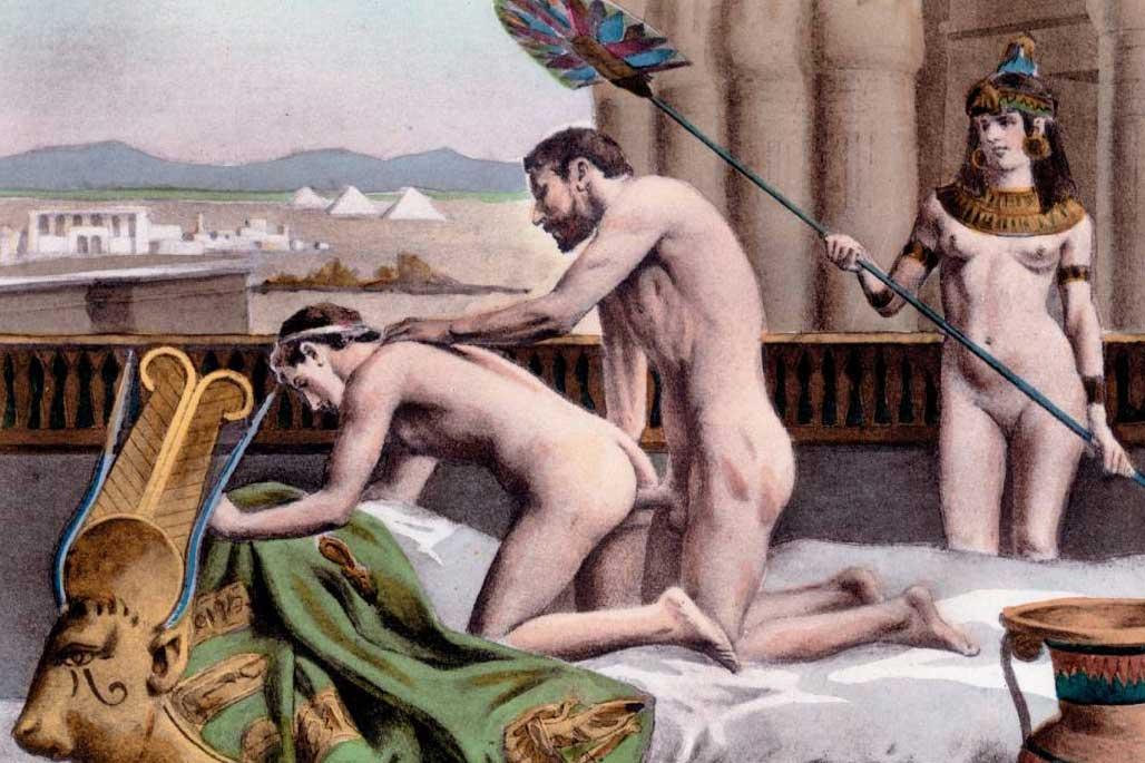 Секс в Древней Индии или История Камасутры