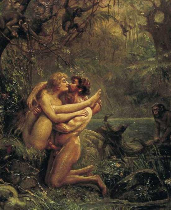 Порно нимфы и сатиры