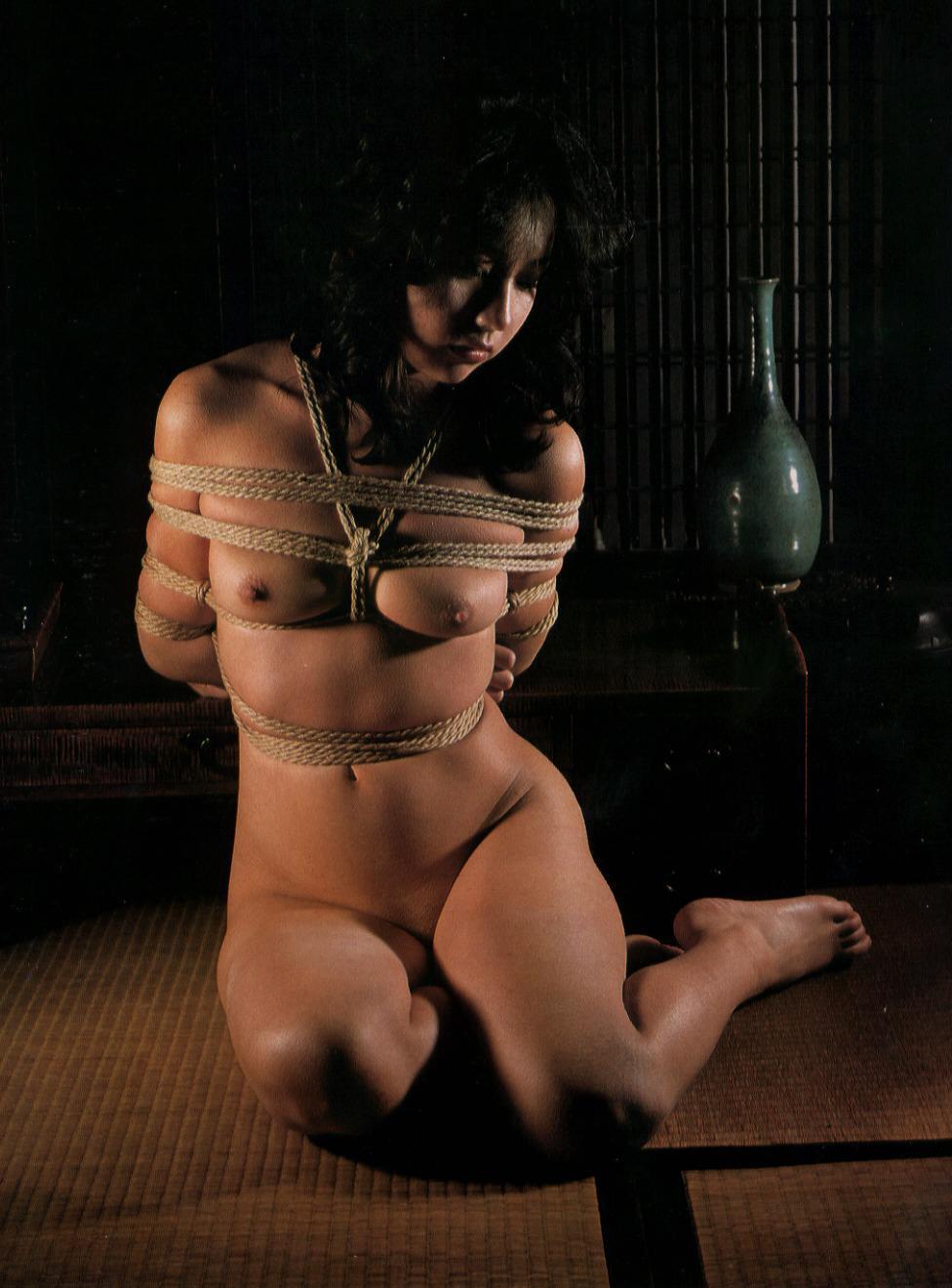 bondage Japanese rope