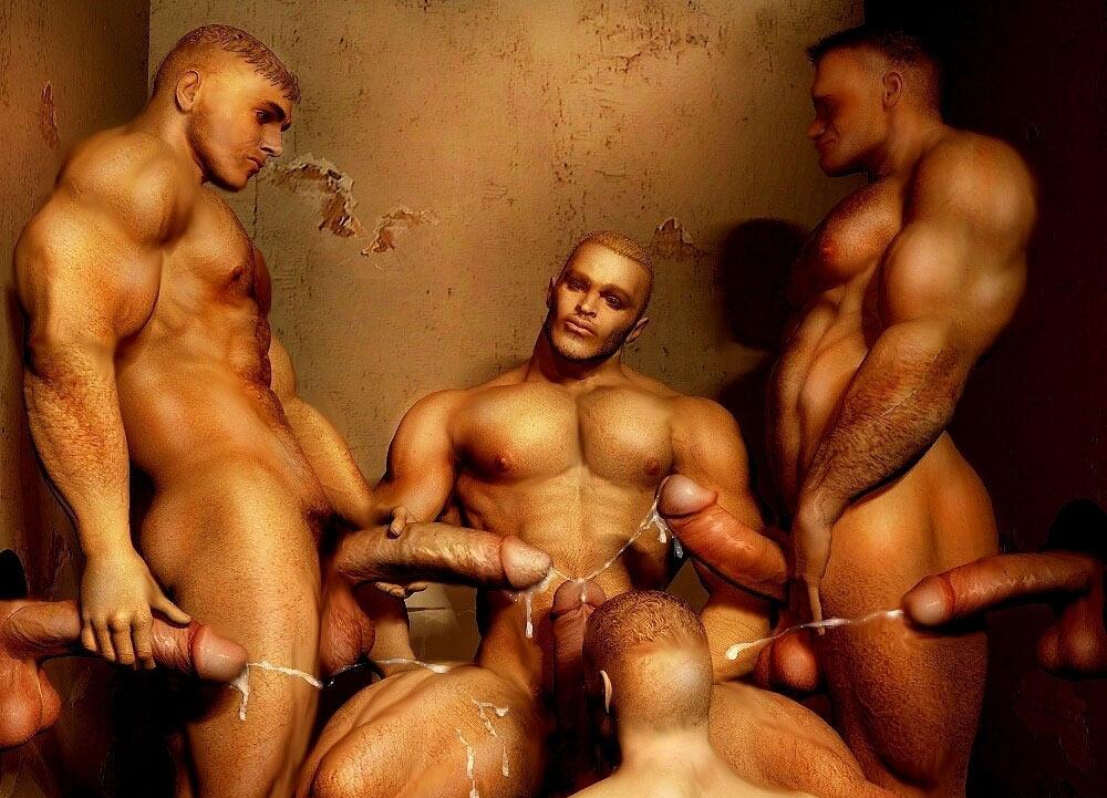 Порно 3 гея 55187 фотография