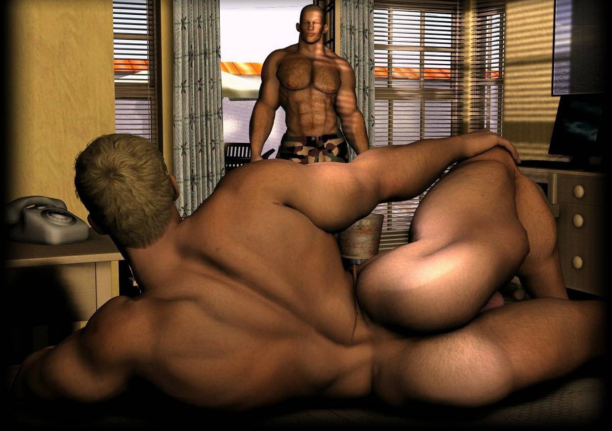Porno 3d muscle games cartoon toons