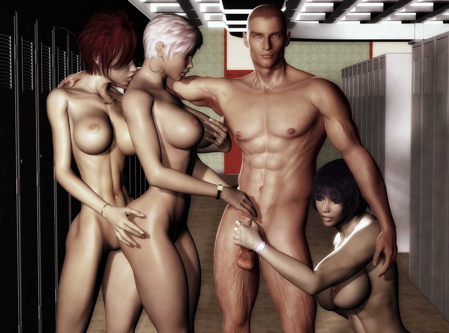 Warrior woman 3d sex cartoon xxx pic