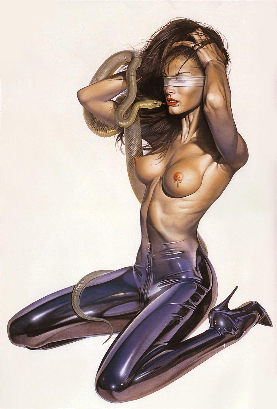 catwoman femdom