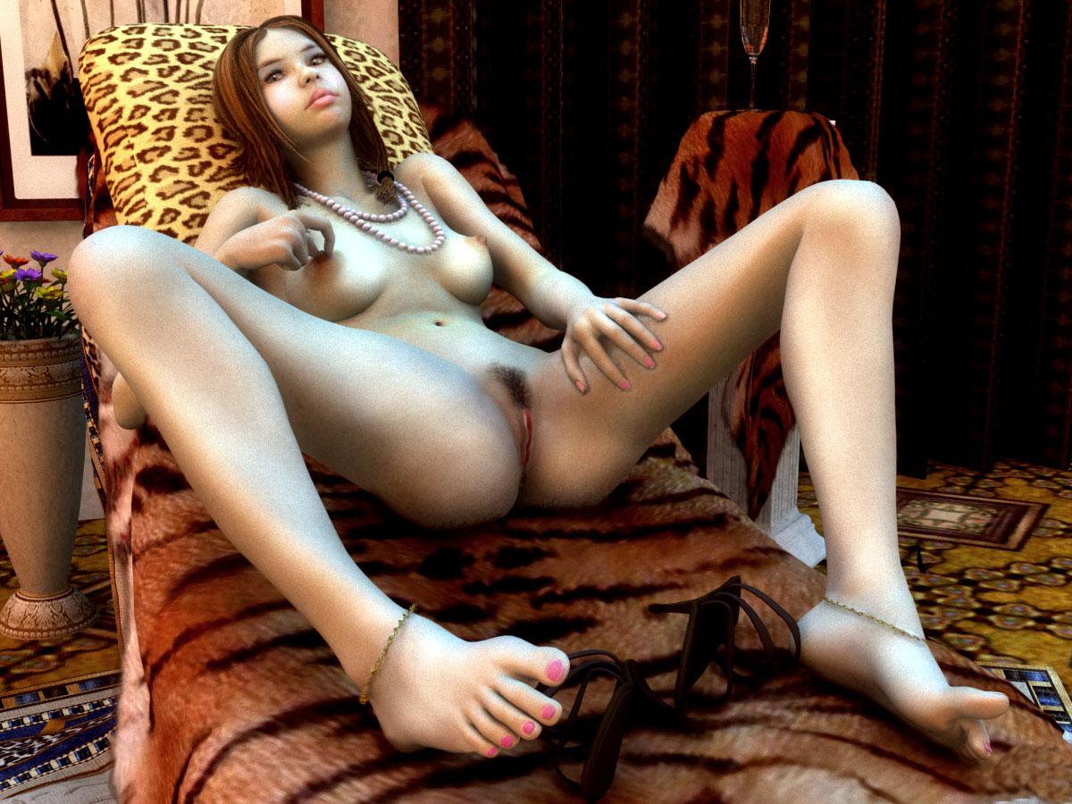 Sexy naked 3d girls sex videos