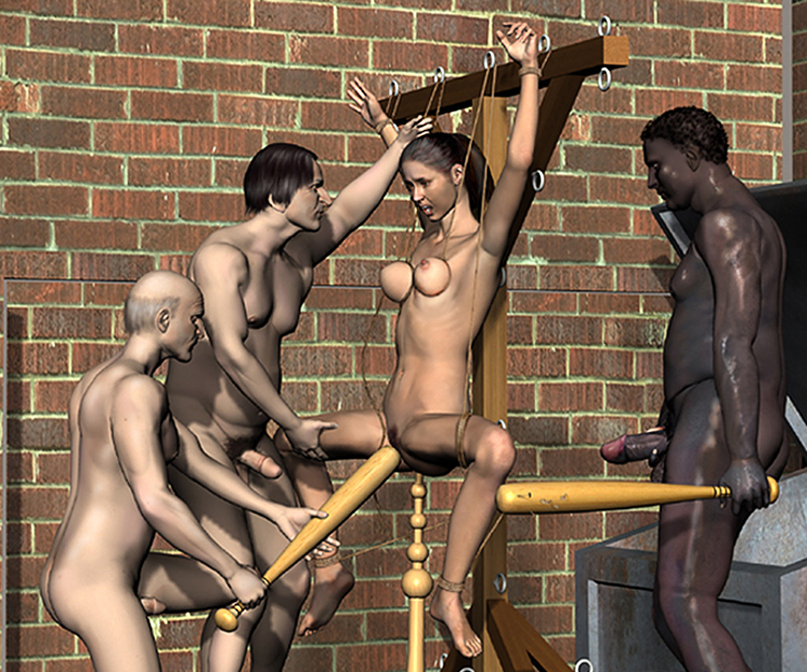 3d Bdsm Cartoons