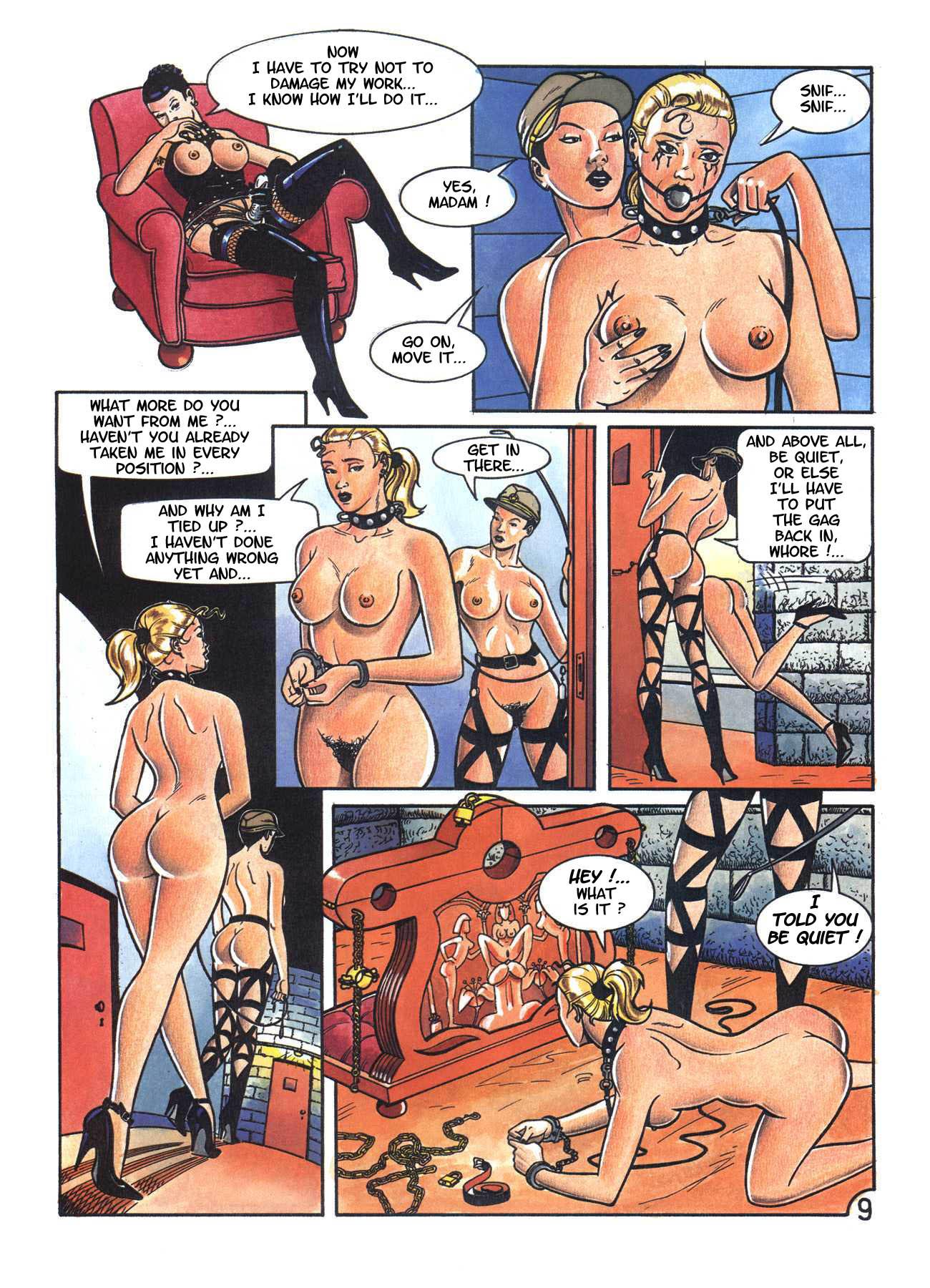Free bdsm comics links