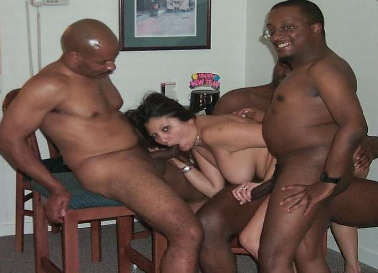 Hot Black Guy Fucks White Girl