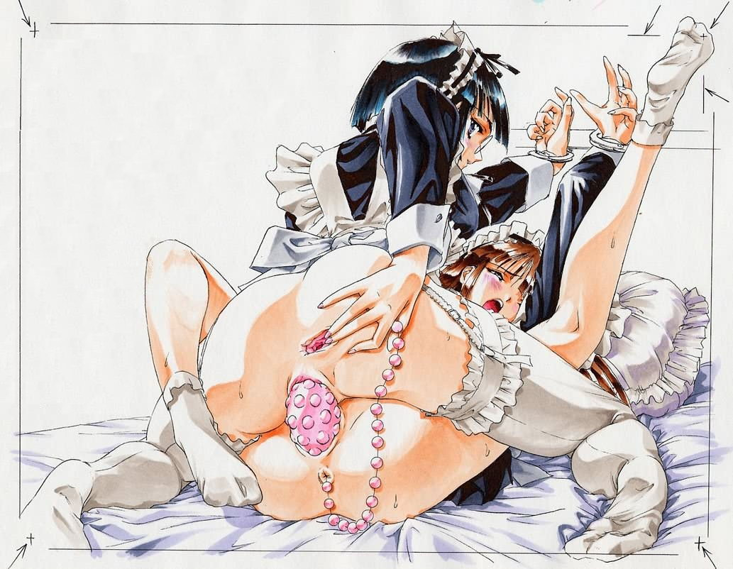 Hentai maid lesbian nsfw scenes