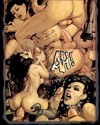 Ignacio Noe comic book