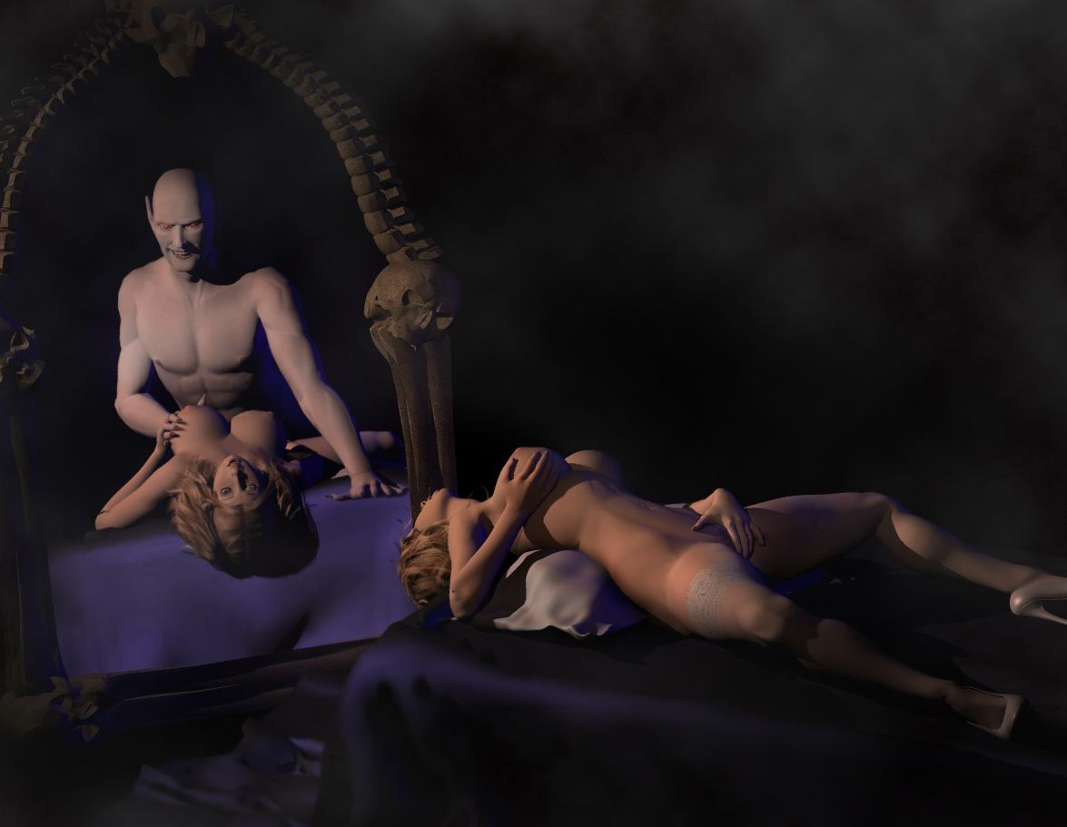 3D erotic-horror-fantasy pics nude video
