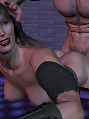 3d monster mock porn videos