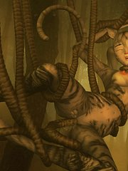 free 3d comics monster lovemaking