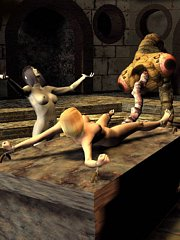 3d monsters sex