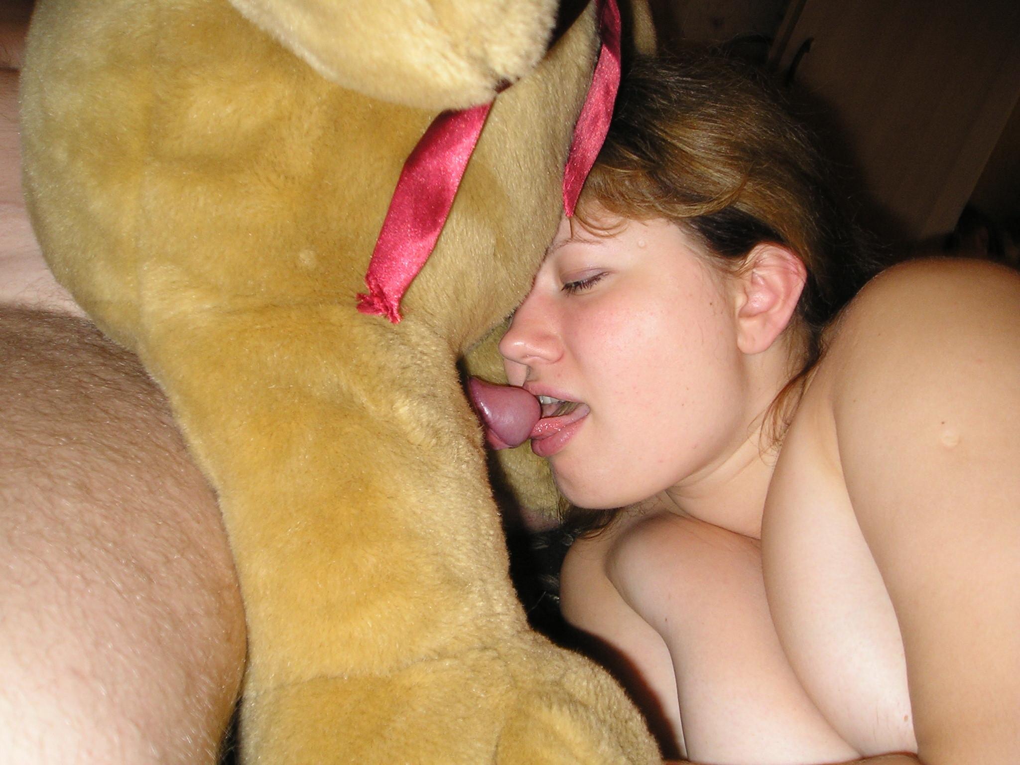 Фото секса медведем 15 фотография