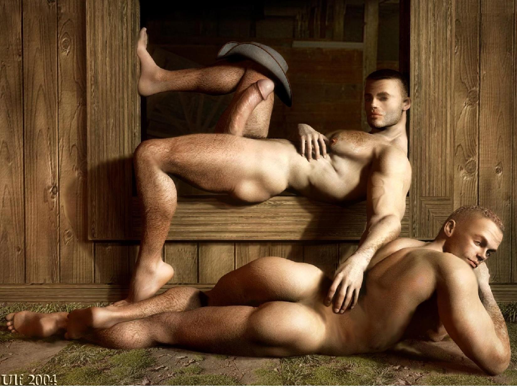 Три гея онлайн порно 4 фотография
